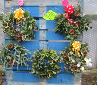 Selection of Wreaths