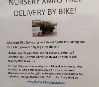 Chorlton Bike Deliveries