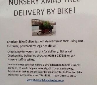 Chorlton Bike Deliveries